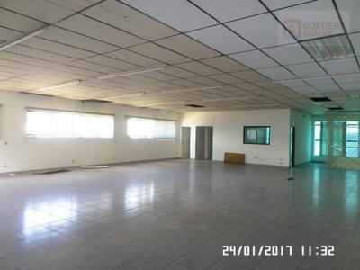 Prédio Para Alugar, 708 M² Por R$ 10.000/mês - Cidade Jardim Cumbica - Guarulhos/sp - Pr0055