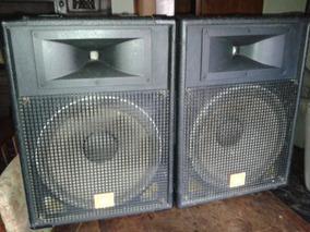 Bafles Monitores Jbl Mr 803 15 Made In Usa Originales