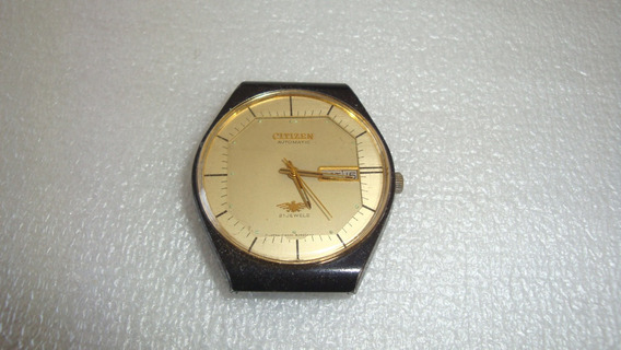 Relogio Automatico 51-2435 Citizen - Restauro Usado No Estad