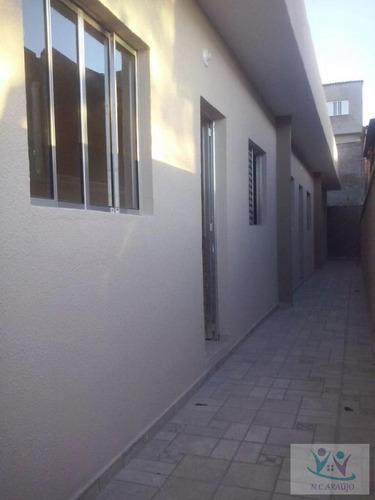 Imagem 1 de 3 de Casa Para Venda Em Mogi Das Cruzes, Vila Cintra, 2 Dormitórios, 1 Suíte, 2 Banheiros, 1 Vaga - Ca0465_2-1168093