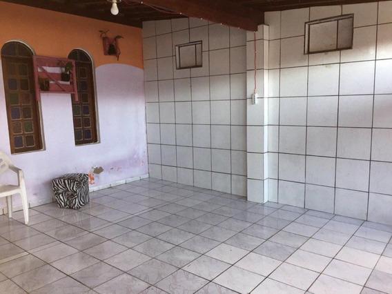 Casa A Venda No Bairro Agenor De Campos Em Mongaguá - Sp. - 273-1