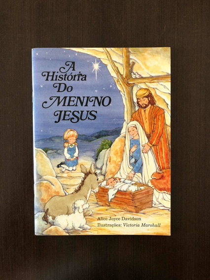 Alice No Mundo Da Bíblia - A História Do Menino Jesus