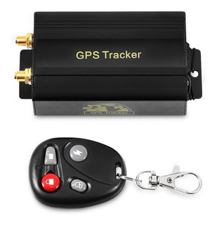 Tk103b Veículo Gps Rastreador Anti -theft Alarme Mini Real -