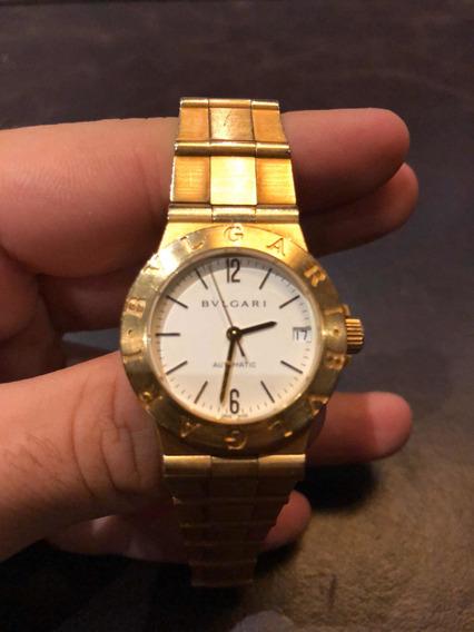 $60,000 Bvlgari Oro Amarillo 29mm Dama
