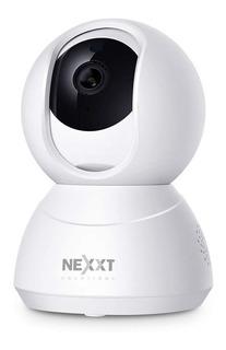 Camara De Seguridad Ip Wifi Nexxt 1080p Nocturna Motorizada