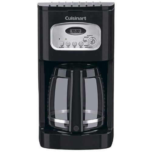 Cuisinart Dcc1100bk 12cup Cafetera Programable Negro