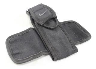 Nike Funda Celular iPod Nylon 5 Broche Usado (ver Fotos)