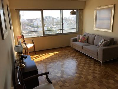 Apartamento En Alquiler En Pocitos