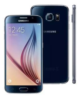 Smartphone Samsung Galaxy S6 Vitrine