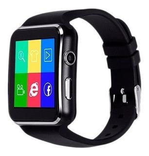 Smartwatch Relógio Inteligente X6 Android Bluetooth