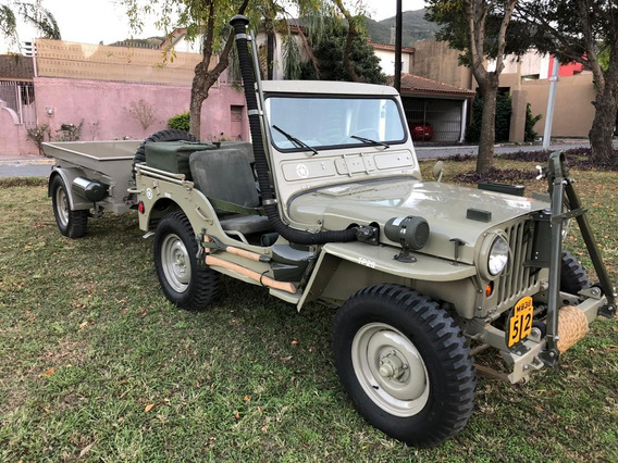 1952 Jeep Willys M38 Original