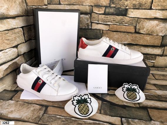Gucci Sneakers Edición Especial