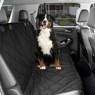 Forro Cobertor Asiento De Auto Para Mascotas
