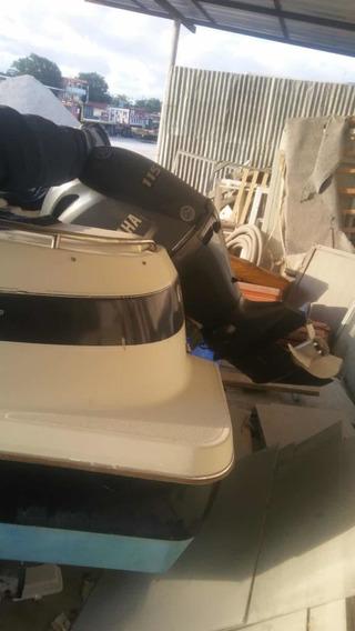 Barco 23 Perfecto Estado En Punta Cana Motor Nuevo 115cv