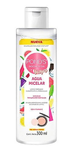 Agua Micelar Ponds By Yuya Noche Y Dia X 300ml