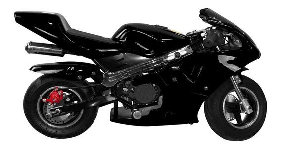Super Mini Moto Gp Ninja 49/50cc Unidade De Exposição + Dsr