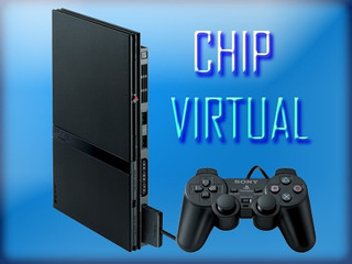 Chip Virtual Ps2 Incluye: Chip + 2 Extras + Emuladores