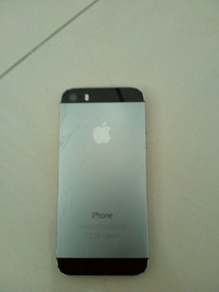 Celular iPhone 5s Carcaça Ou Para Arrumar