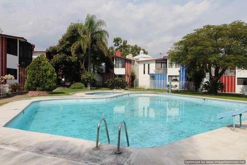 Casa En Condominio En Residencial La Palma / Jiutepec - Est-88-cd