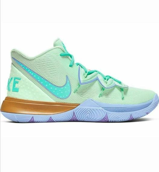Envío Inmediato Tenis Nike Bob Esponja Calamardo