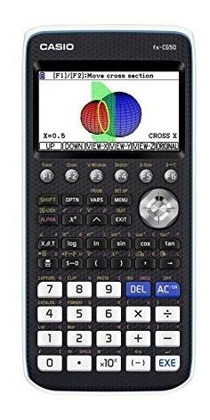 Calculadora Gráfica A Color Casio, Blanco Y Negro, 7.21 &q