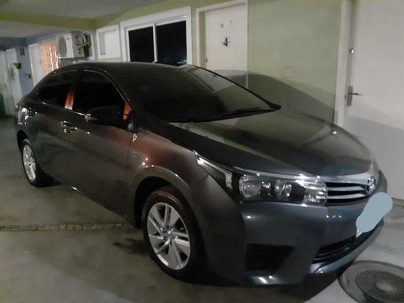 Corolla Gli 1.8 Automático 2015- Unico Dono - Completo