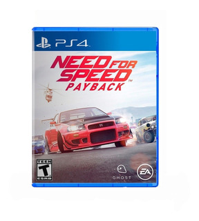 Need For Speed Payback Ps4 Juego Nuevo Sellado - Phone Store