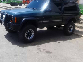 Jeep Cherokee 4x4 Sincronica
