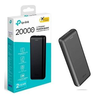 Cargador Portatil Power Bank Tp Link Bateria 20000mah 2 Usb
