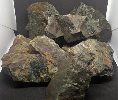 Rocas Aquascape Aquascaping Acuario Ch - Kg A $4967