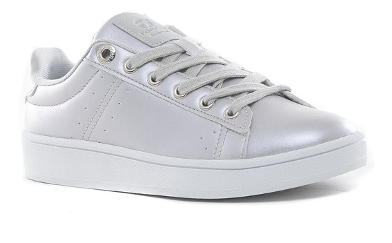 Zapatillas Topper Candy Shiny Dama Platedas Urbanas 52151