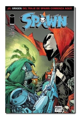 Comic Spawn # 233 Nuevo Sellado Editorial Kamite