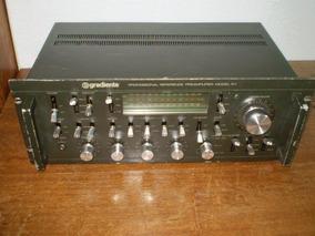 Pré Amplificador Gradiente - Modelo P-1