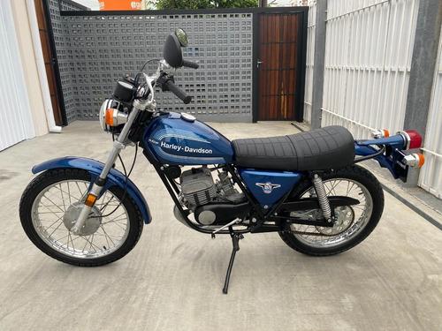 Motovi Amv Harley Davinson 1978 - Raridade