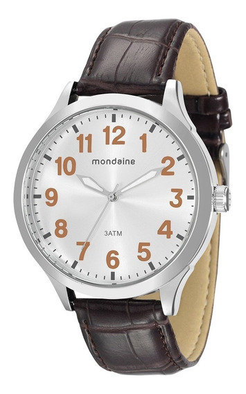 Relógio De Pulso Masculino Mondaine 76659g0mvnh1