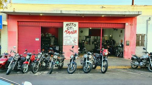 Vendo - Loja E Oficina De Moto Completa