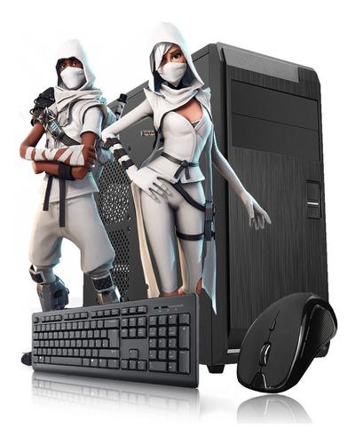 Imagen 1 de 4 de Pc Gamer Cpu Amd A10 9700 Ram 8gb Sdd 480gb Wi-fi Win10 A8