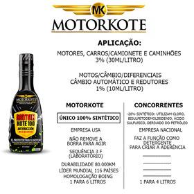 Motorkote 100 Condicionador De Metais 200ml Molykote