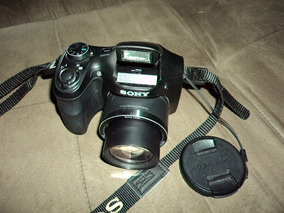 Câmera Sony Cybershot Dsc-h100 C/pilhas Recag.