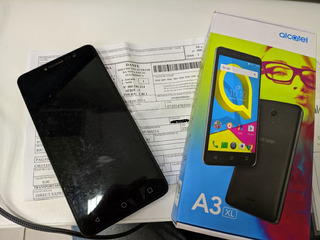 Smartphone Alcatel A3 Xl Tela 6