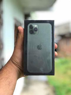 Iphones 11 Pro 64gb Lacrado Capa Original + Película 5d