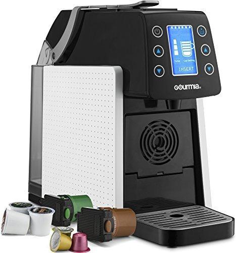 Máquina De Café Gourmia Gcm5100 One Touch Multi Capsule - Co