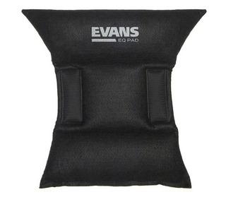 Evans Sordina Muffling Pad Para Bombo Eqpad