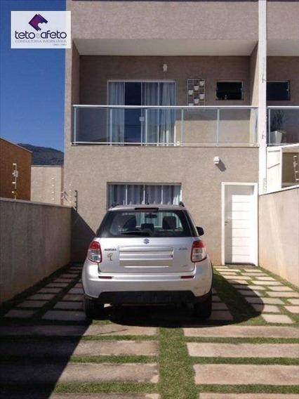 Casa Residencial À Venda, Nova Gardênia, Atibaia - Ca2674. - Ca2674