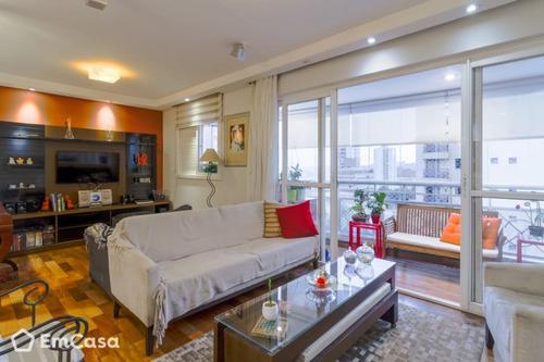 Apartamento À Venda Em São Paulo - 23736