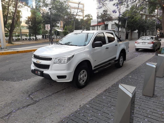 Pick-up Chevrolet S-10 2016 Estandar 4 Cilindros Bolsas Aire