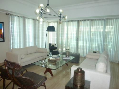 Imagen 1 de 14 de Apartamento Vista Al Mar En Malecon Center 3 Habitaciones