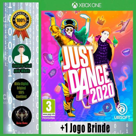 Just Dance 2020 Xbox One Midia Digital + 1 Jogo Brinde