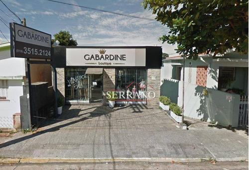Salão À Venda, 231 M² Por R$ 950.000,00 - Jardim Santa Rosa - Vinhedo/sp - Sl0016
