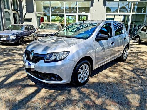 Renault Sandero Authentique 1.6 5ptas 2017 54.000km Fcio